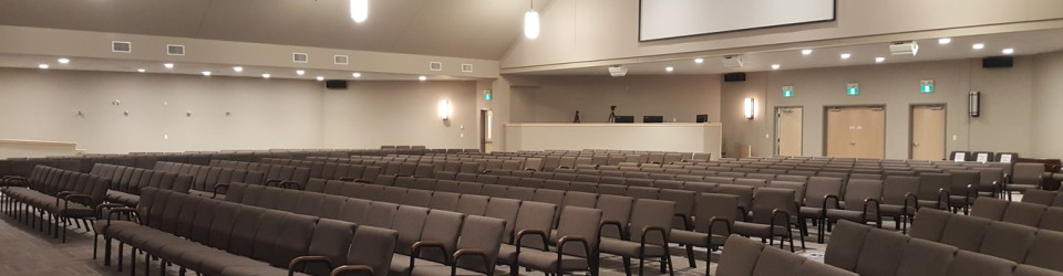 Rental of Church facilities